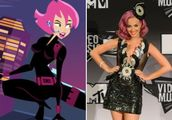 Celebs and Their Cartoon Look-A-Likes